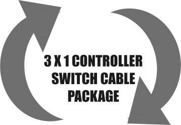3 X 1 Switch Cable Package