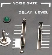 Noise Gate Close-up