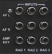 iPlus Audio Inputs