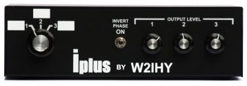 IPlus Audio Switch - Front View