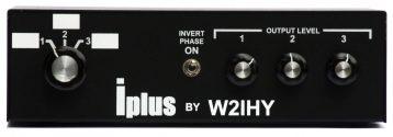 IPlus Audio Switch - Front View